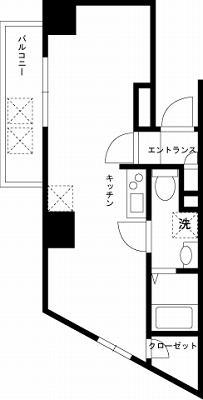 【家具付き賃貸】グランド・ガーラ南麻布 1301