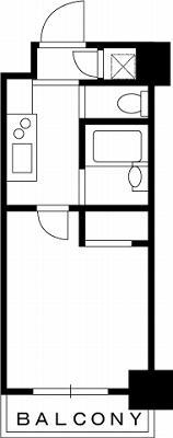 【家具付き賃貸】スカイコート浜松町 710