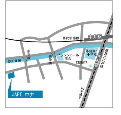 JAPT中井