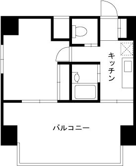 【家具付き賃貸】スカイコート三田慶大前 1002