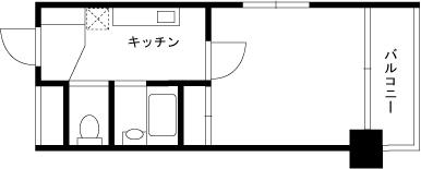 【家具付き賃貸】スカイコート三田慶大前 1202