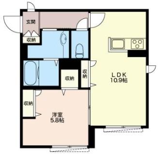 La maison agreeable(ラ・メゾン・アグレアブル) 102