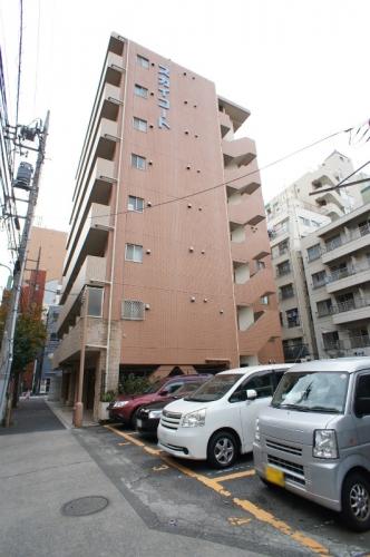 【家具付き賃貸】スカイコート大森第6