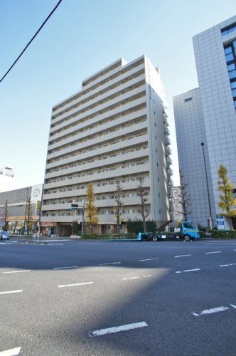 【家具付き賃貸】スカイコートヴィーダ五反田WEST 314