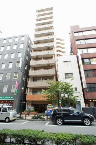 【家具付き賃貸】スカイコート神田弐番館