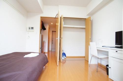 【家具付き賃貸】スカイコートヴィーダ五反田WEST 415