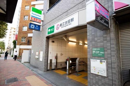プライムメゾン江古田の杜 イースト 201