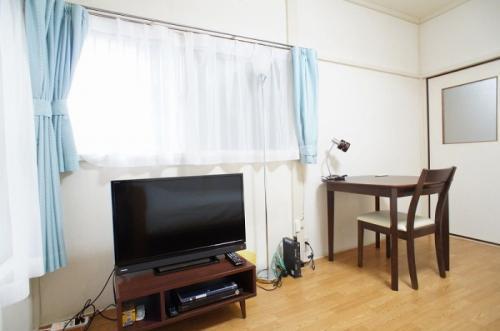 【家具付き賃貸】富士ハイツ 101