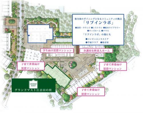 プライムメゾン江古田の杜 イースト 810