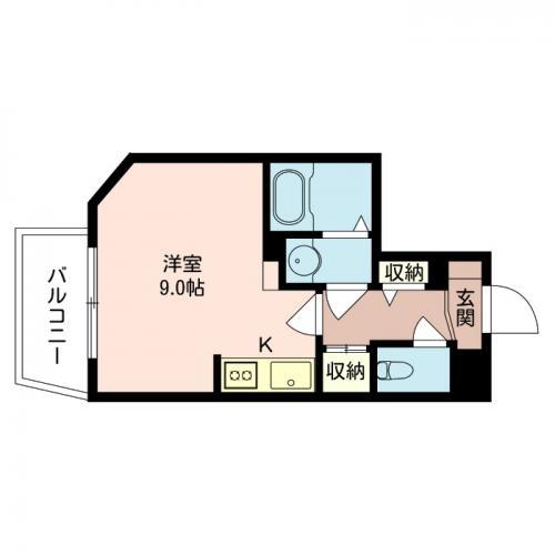 アプローズ笹塚 302