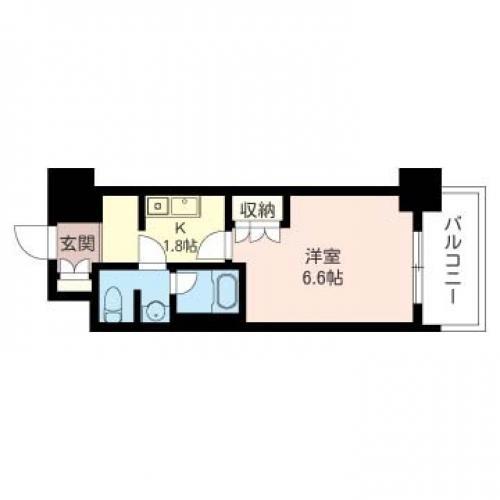 エスティメゾン武蔵小金井 605