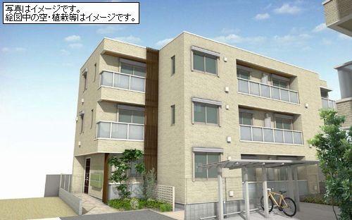 仮)豊島区長崎1丁目シャーメゾン 303
