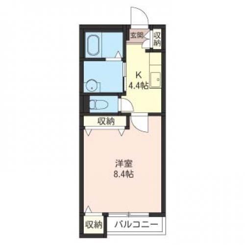 エスポワール武蔵野 105