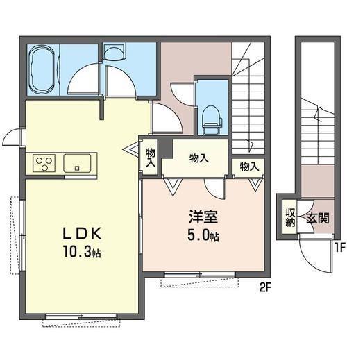 (仮称)新宿区新宿7丁目シャーメゾン 202