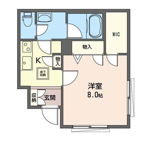 (仮称)新宿区新宿7丁目シャーメゾン 101